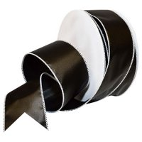 "2 1/2"" Chalkboard Ribbon - WE (#7337-MO)"