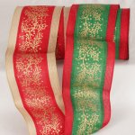"4"" Mistletoe Ribbon - WE (#32994-156)"