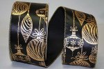 "2 1/2"" Gilded Ornaments - WE (#92416W)"