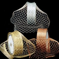 Stretchable Mesh Ribbon (#02854-143)