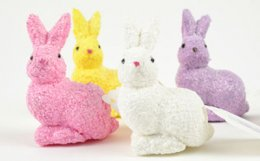 "3"" Small Easter Bunny - 3 Colors (MW-50228)"