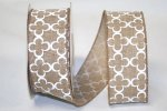Marrakesh Linen Ribbon - WE (#92223W )