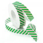 Morex Candy Cane Stripes Grosgrain (#806-MO)
