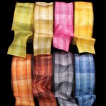 "1 1/2"" Ombre Plaid Ribbon - WE (#159-660)"
