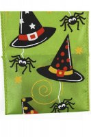 Halloween Ribbon - Witch Hat 2 - WE (#97685)