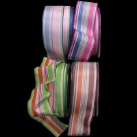 "1 1/2"" Big Stripes Taffeta - WE (#33001-166)"