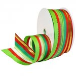 Deco Holiday Ribbon - Wire Edge