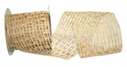 "4"" Expandable Jute Knit - WE (#92462W)"