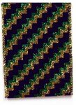 Chevron Mardi Gras Ribbon - WE (#90606W)