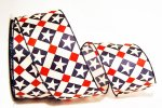 Patriotic Ribbon - America Star (#97611)