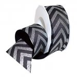 "1 1/2"" Chevron Elite Grosgrain Ribbon"