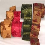 "2 1/2"" Star Tree Ribbon - WE (#24332-156)"