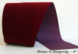 INDOOR/OUTDOOR VELVET RIBBON (#0754)