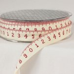"5/8"" Tape Measure - Woven Edge"