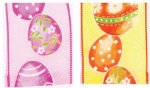 Egg Deco - Easter Ribbon - Wired Edge (97370)