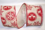 "2 1/2"" Country Holiday Linen - WE (#92477W)"
