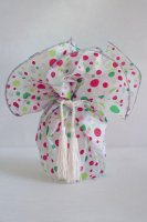 Dazzling Dots - Organza Round Wrap - 3 Sizes (#1959)