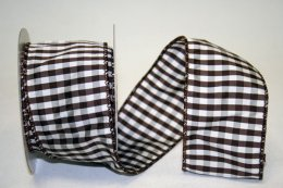 "2 1/2"" Chocolate Check - WE (#90854W)"
