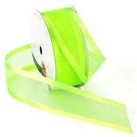 Morex Satin Edge Sheer Ribbon - Delight (938-MO)
