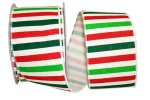 Holiday Stripe Hopsack WE (#92782W )