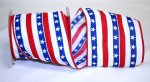 "4"" Stars & Stripes Lines - WE (#92248W)"