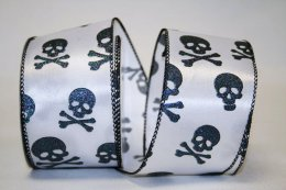 "2 1/2"" Skull & Cross Bones - WE (#92516W)"