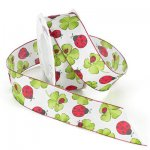 "1 1/2"" Ladybug Luck Ribbon - WE (#579-MO)"