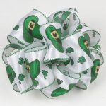 St Patricks Day Ribbon - St. Pats Hat - WE (99859W)