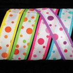 "1 1/2"" Playful Dots Ribbon - WE (#300-156P)"