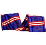 Patriotic Dupioni Ribbon WE (#92890W)