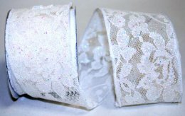 "2 1/2"" Color Lace Glitter - WE (#92592w)"