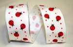 "1 1/2"" Lady Bug Luv - WE (#25619W )"