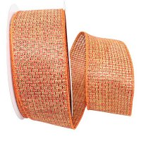 Sunset Stitch Basket Weave - Wire Edge