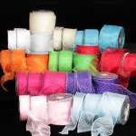 Flock Pois Ribbon - WE (#273-156)