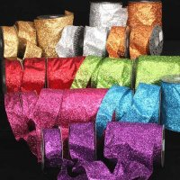 DG Glitter Ribbon - Wired (28442-156)