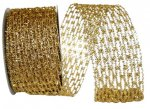 "2 1/2"" Flex Net Ribbon - Wired Edge (#92167W)"
