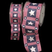 Country Star Taffeta Ribbon - WE (#311-166)