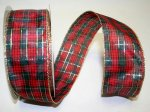 "2 1/2"" Rivena Plaid - WE (#90884W)"