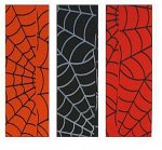 Spider Web Ribbon - Poly (#16020)