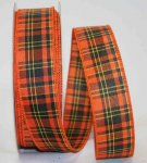 Festive Plaid Ribbon - WE (#92685W)