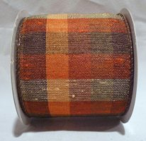 Fall Tradition Plaid - Wired (#90725W )