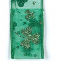 "1 1/2"" Clover Sheer Fun - Wire Edge"