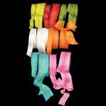 Taffeta Blocks Ribbon - WE (#208-156)